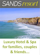 Best Hotels in Cornwall Sands Resort