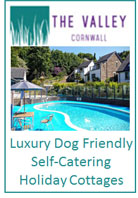 Luxury Dog Friendly Accommodation Cornwall The Valley