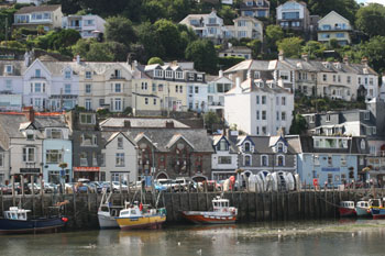 Looe Cornwall Photo Gallery All About Cornwall