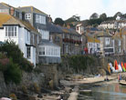 Mousehole Place In Cornwall