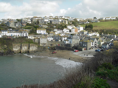 Port Isaac Cornwall All About Cornwall