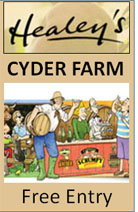 Things to do in Cornwall Healey's Cyder Farm