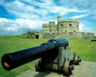 Pendennis Castle Attraction Cornwall