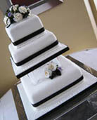 Wedding Cake Cornwall by Magic Moments by Sonia
