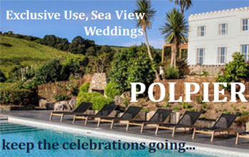 Polpier Dog Friendly Wedding Venue Cornwall