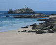 St Ives Cornwall - beautiful beach wedding venue