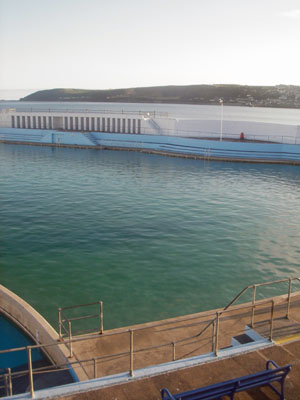 The Jubilee Pool Penzance All About Cornwall