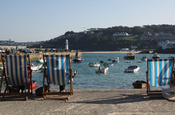 Trevalgan Touring Park >> Accommodation St Ives Cornwall : All About Cornwall